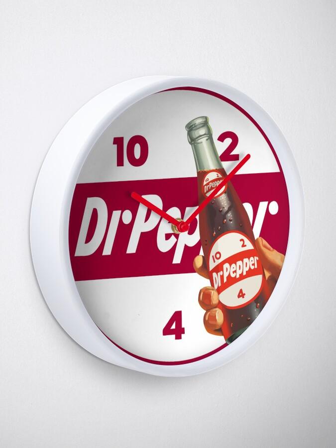 Alternate view of DR.PEPPER 15 Clock