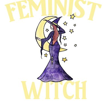 Feminist Witch by Boogiemonst