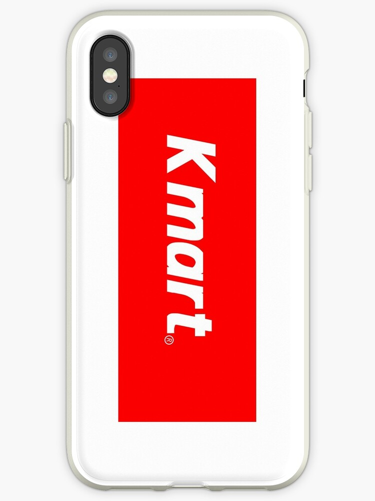 the latest f9ce7 96cff 'Kmart ®️' iPhone Case by Graphic Park