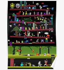 50 Video Game Classics Poster