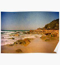 Sharkies Beach Poster