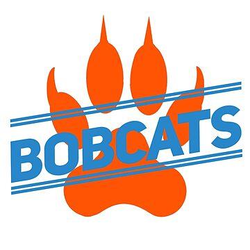 Bobcats by portraitlady