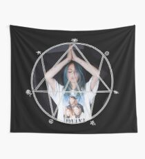 Alison Wonderland Wall Tapestry
