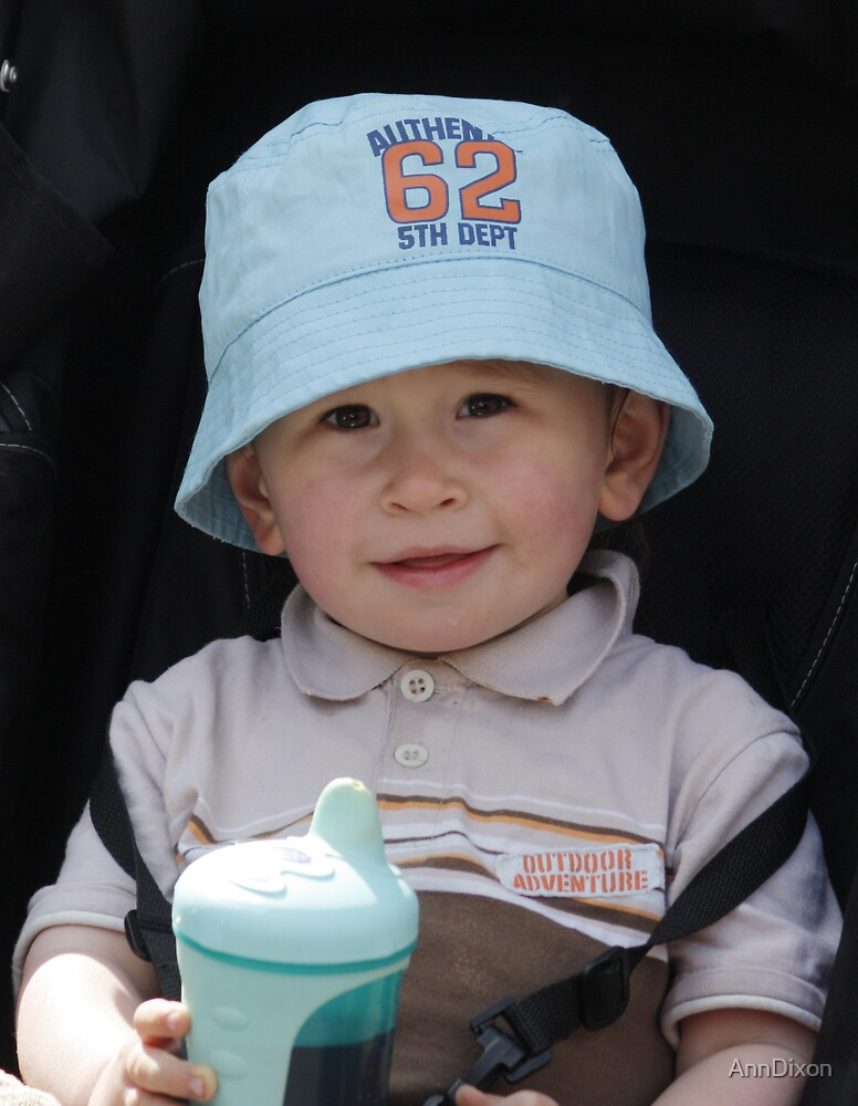 Great Grandson No 1 .. Lewis now 2 by AnnDixon