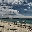 Hamelin Bay Beach by adbetron