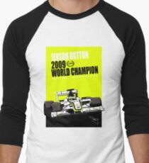 Formula One Champion Men's Baseball ¾ T-Shirt