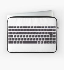 Keyboard Laptop Sleeve