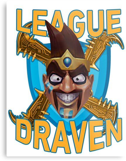 League of Draven by Kaytwo