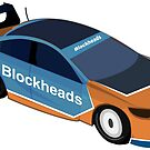 Blockheads Side View V8 Race Manager 2018 by Beermogul