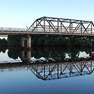 Dawson River Bridge by Graham Mewburn