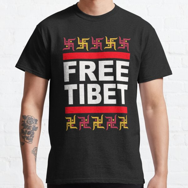Free Tibet 2 Classic T-Shirt