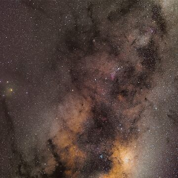 Scorpius in the Milky Way by cafuego