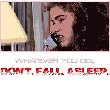 Don't Fall Asleep by Flash-Jordan