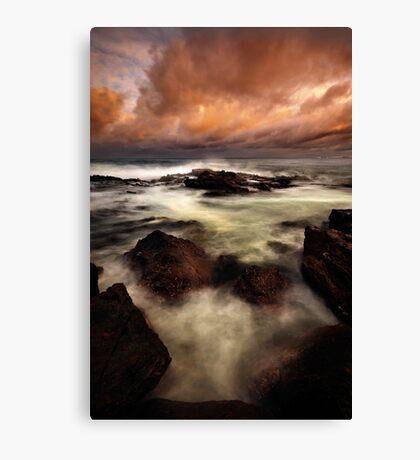 Coppertones at Temma Canvas Print