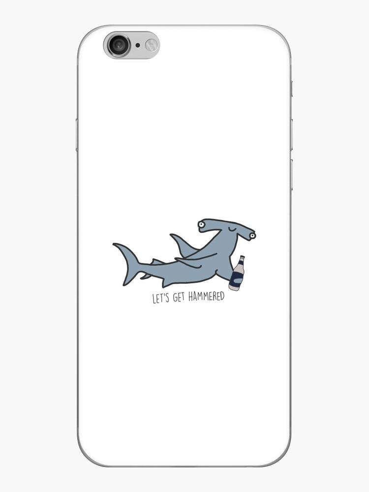 Lass uns Hammerhai hämmern von aprilconway