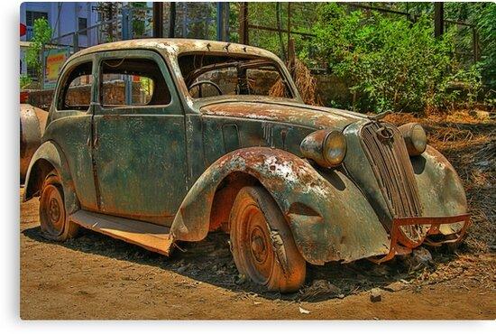 Life's Rusting....... by Prasad