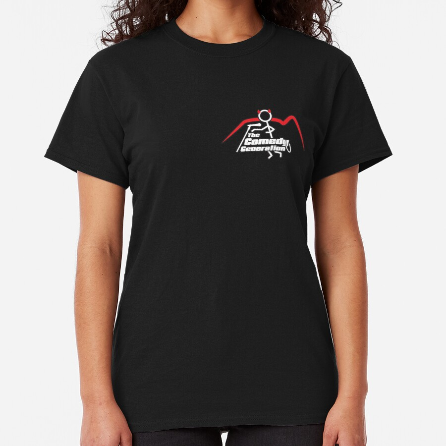 The Comedy Generation team  Classic T-Shirt
