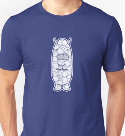 Patchwork Monster T-Shirt