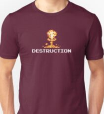 WoW Brand - Destruction Warlock Unisex T-Shirt