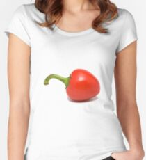 HOT! Women's Fitted Scoop T-Shirt