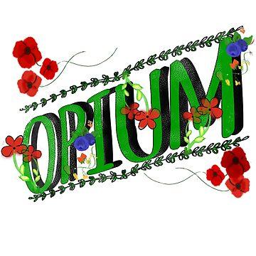 OPIUM! by barnieeaglewood