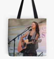 Telstra Road to Tamworth - Lost in Song Tote Bag