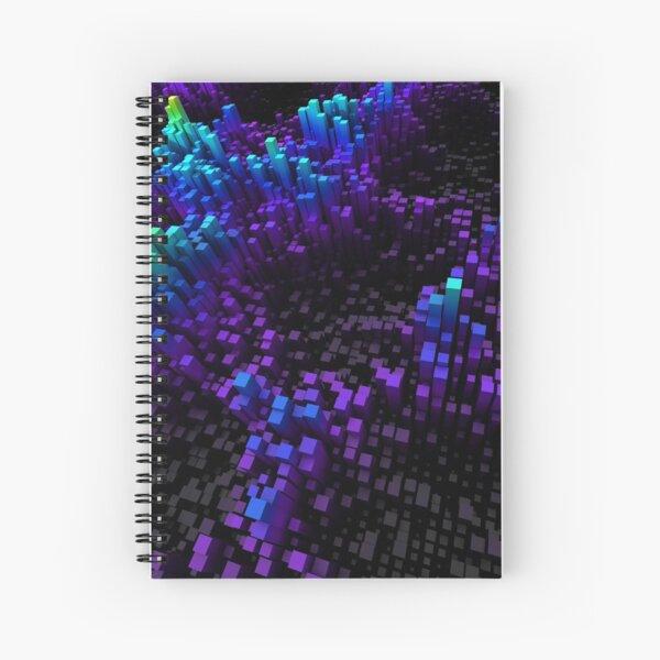 Rectilinea Spiral Notebook