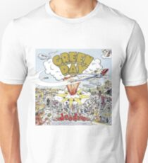 Green Day Dookie Album Cover Unisex T-Shirt