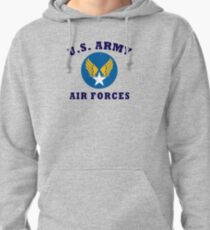 U.S. Army Air Forces WWII Vintage Pullover Hoodie