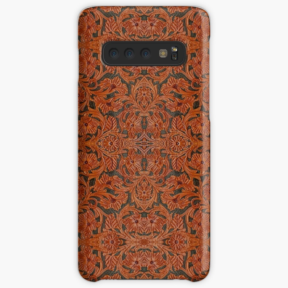 Leather Works Case & Skin for Samsung Galaxy