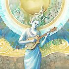 Angel of Music by Janet Chui