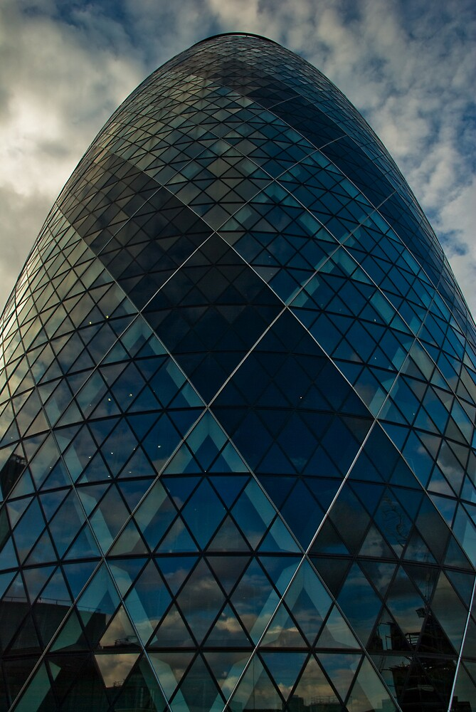 30 St Mary Axe Study - Finale by AjayP
