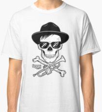 timmy trumpet skull Classic T-Shirt