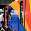 Train by Lea Valley Photographic