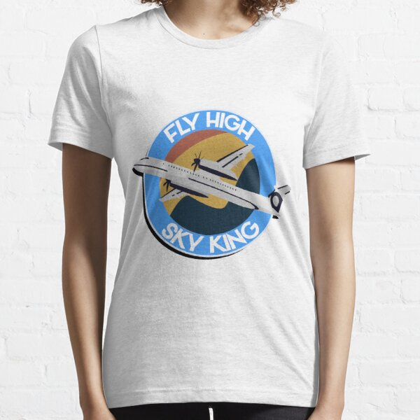 Fly High, Sky King Essential T-Shirt