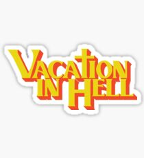 Flatbush Zombies - Vacation in hell Sticker