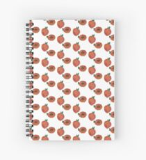 Perfect Peaches Spiral Notebook