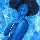 The Blue Lady by James Watson