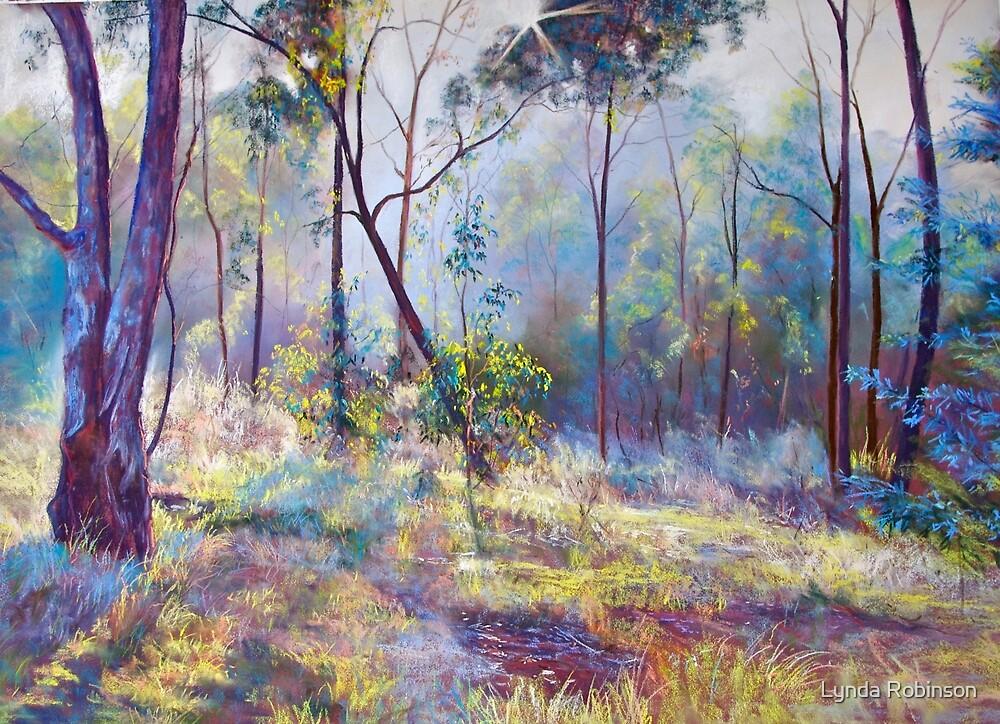 Symphony of Bush Colours by Lynda Robinson