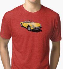 Triumph Spitfire Tri-blend T-Shirt