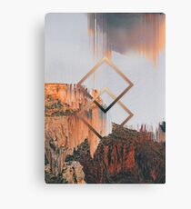 tectonic.exe Canvas Print
