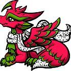 Dragonfruit Dragon by Rebecca Golins