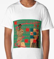 HUMAN - HUMAN  Long T-Shirt