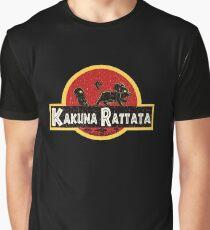 kakuna rattata pokemon Graphic T-Shirt