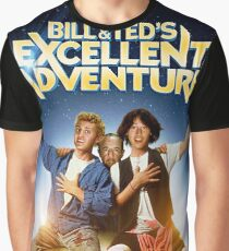 Bill and Ted Graphic T-Shirt