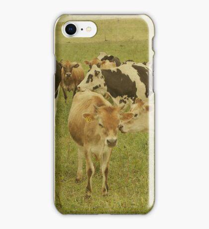 I've got a secret to tell you.... iPhone Case/Skin
