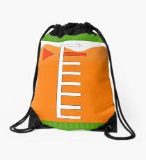 Orange Tintenbehälter   Splatoon Turnbeutel