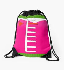 Pink Ink Tank | Splatoon Drawstring Bag