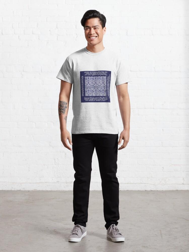Alternate view of Yeat's scarf  Classic T-Shirt