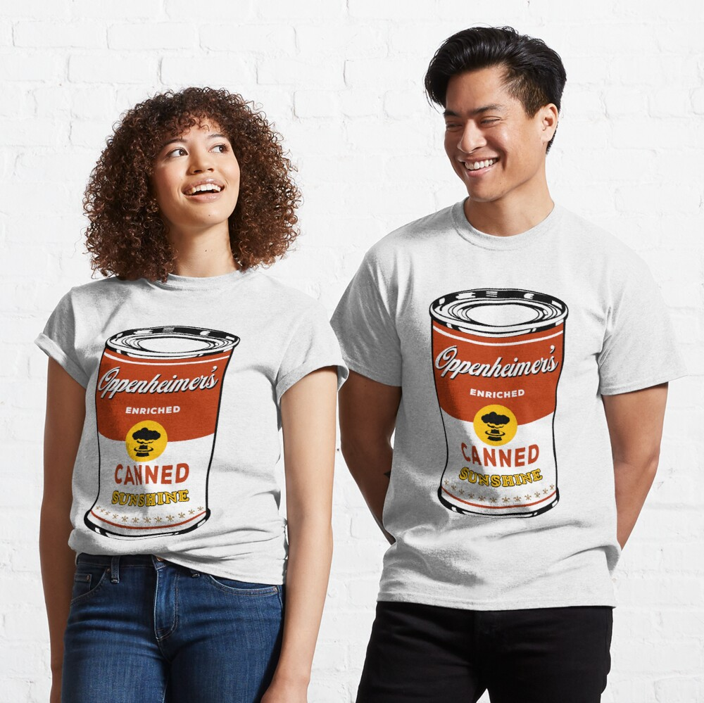 Canned Sunshine Classic T-Shirt